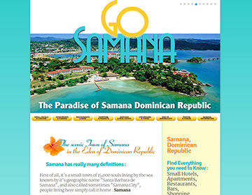 Website Design in Dominican Republic.